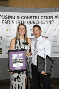 Industry Awards for Mark Watson Constructions
